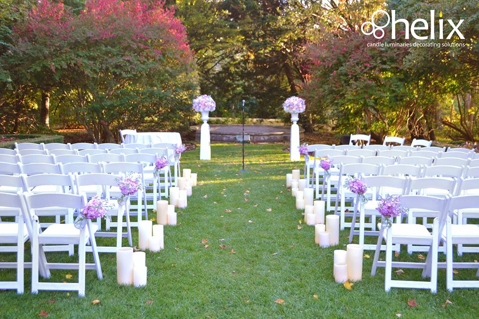 McLean House- Outdoor Ceremony